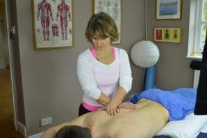 sports massage winchester